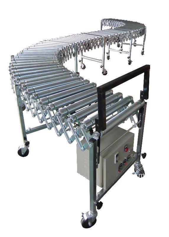 Flexible Powered Roller Conveyor – Techno Power